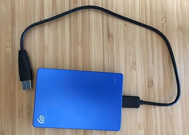 External Portable HDD best tech gifts 2019
