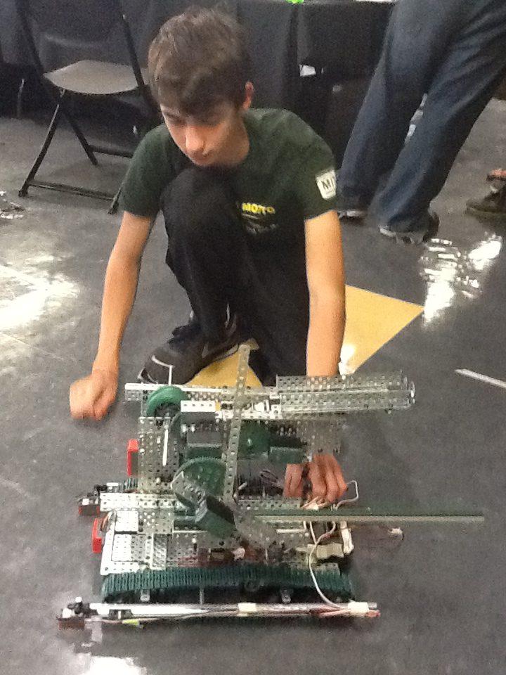 teaching robotics at MIT 2014