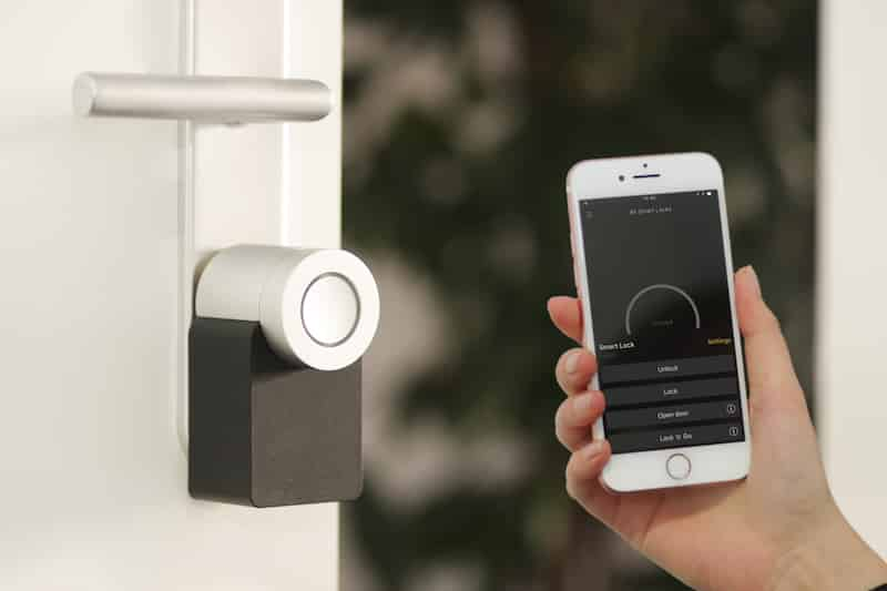 home automation ideas smart locks