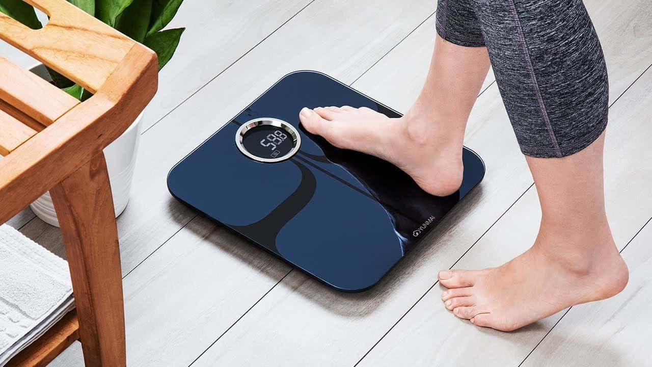 health and fitness tech under $100 Yunmai Premium Smart Scale