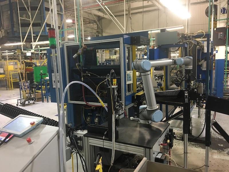 robotics work cell automation engineering job