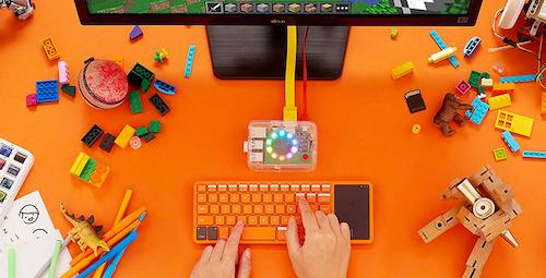 Raspberry Pi Kits for Kids Kano Raspberry Pi Computer