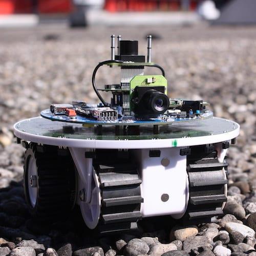 robotics engineering mobile robot platform