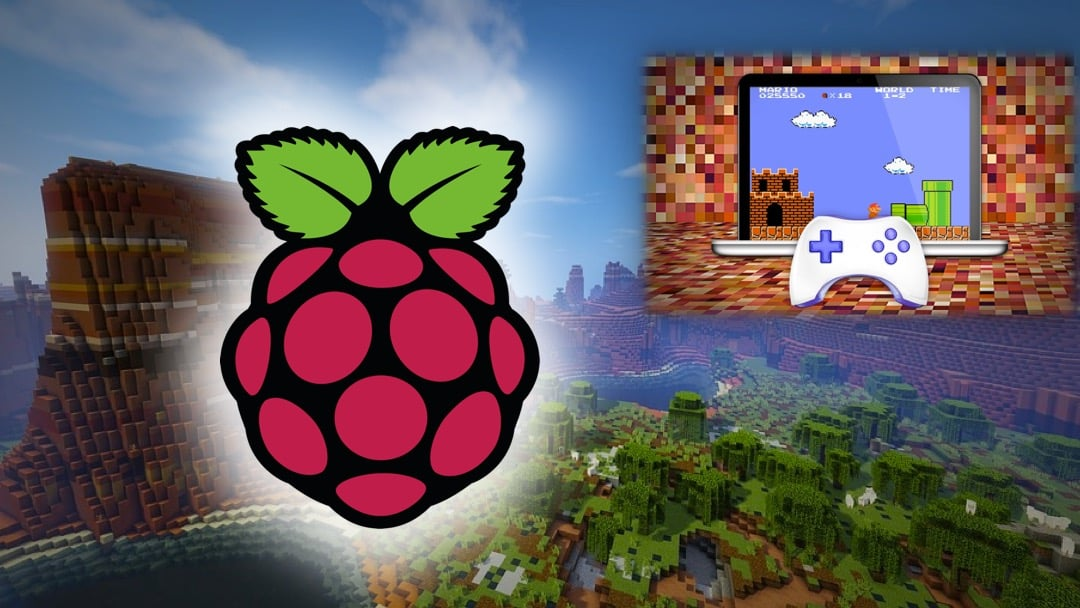 raspberry pi projects for kids list