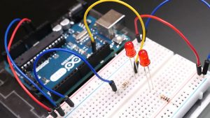 Arduino Projects for Beginners list of ideas