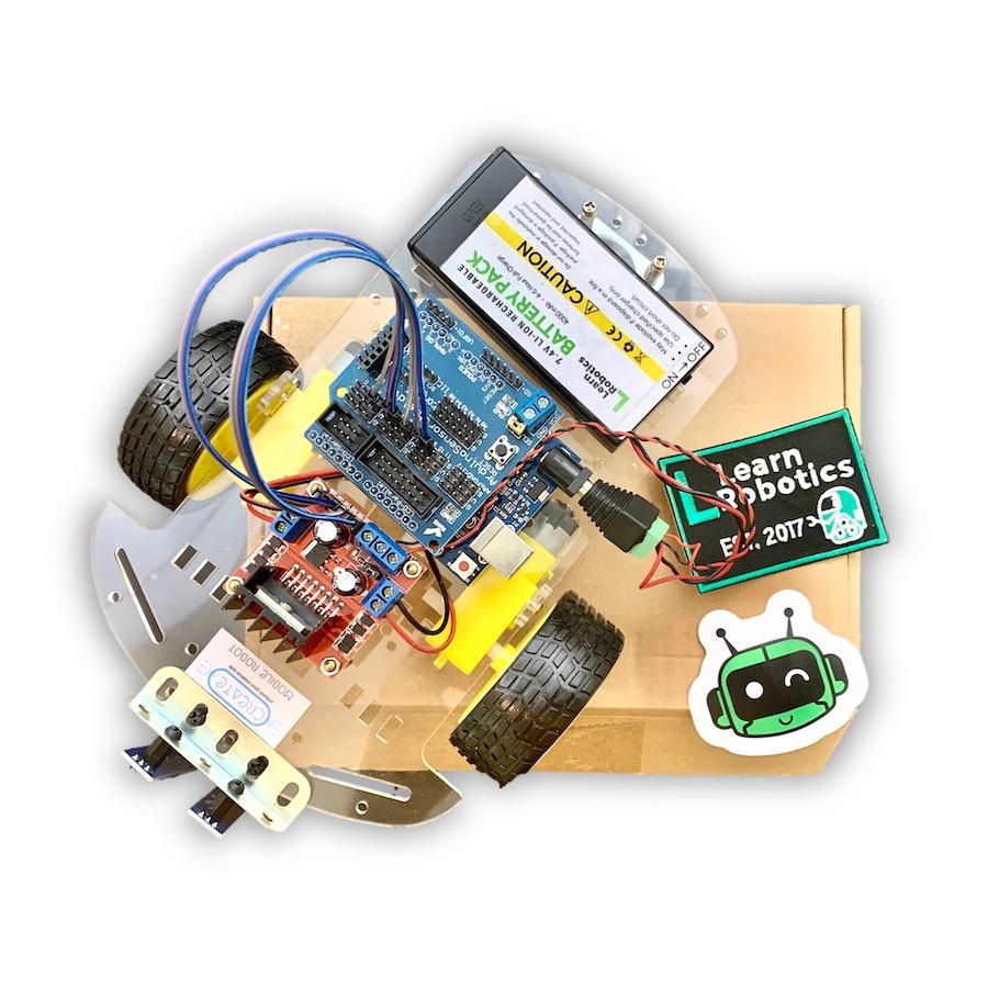 Learn Robotics Alpha Kit