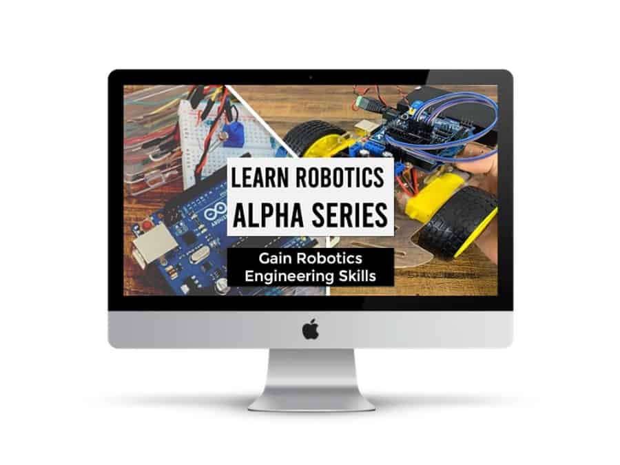 Learn Robotics Alpha Courses