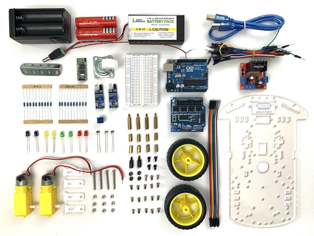 Learn Robotics Hardware Kit