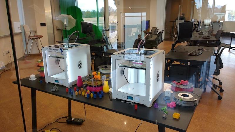 3D printer courses for professionals and educators