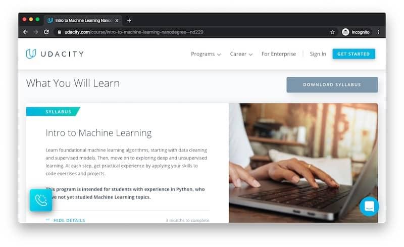Udacity Intro to Machine Learning
