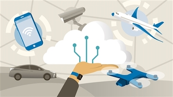 Leveraging Cloud Computing for IoT