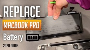 how to replace a mid-2012 macbook pro battery by yourself in 10 minutes or less