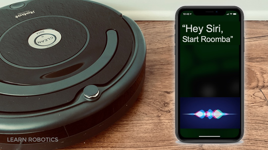 Control iRobot Roomba with Siri (Tutorial)