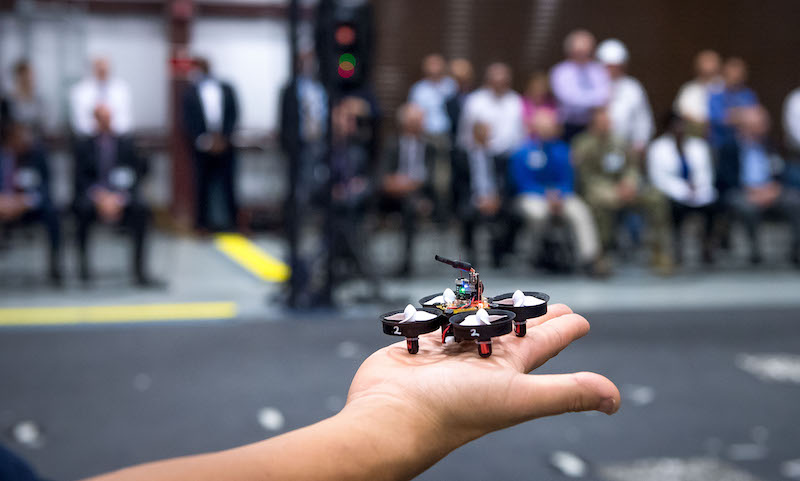 how to work with drones and autonomous flying cars
