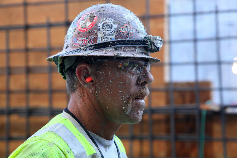 do I need safety glasses at work?