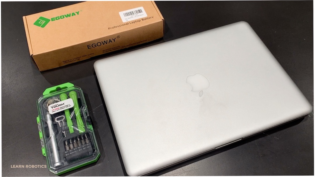 how to upgrade a mid-2012 macbook pro battery in a few easy steps