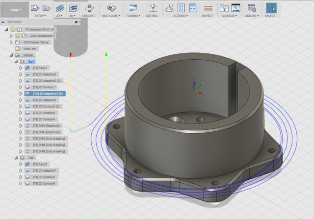 Autodesk CAD and Digital Manufacturing Specialization
