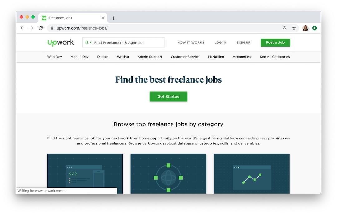 Make money as a freelance engineer on Upwork
