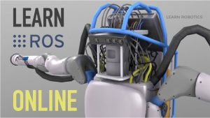 Best courses to take to learn ROS Robot Operating System online