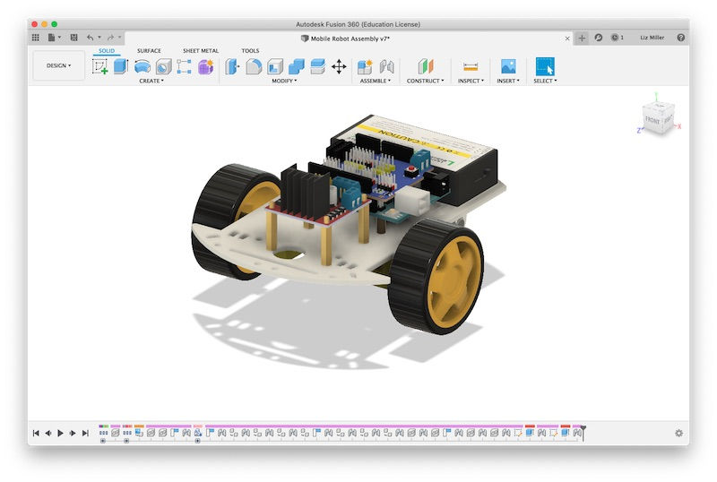 Learn CAD Modeling for Robotics self-taught guide
