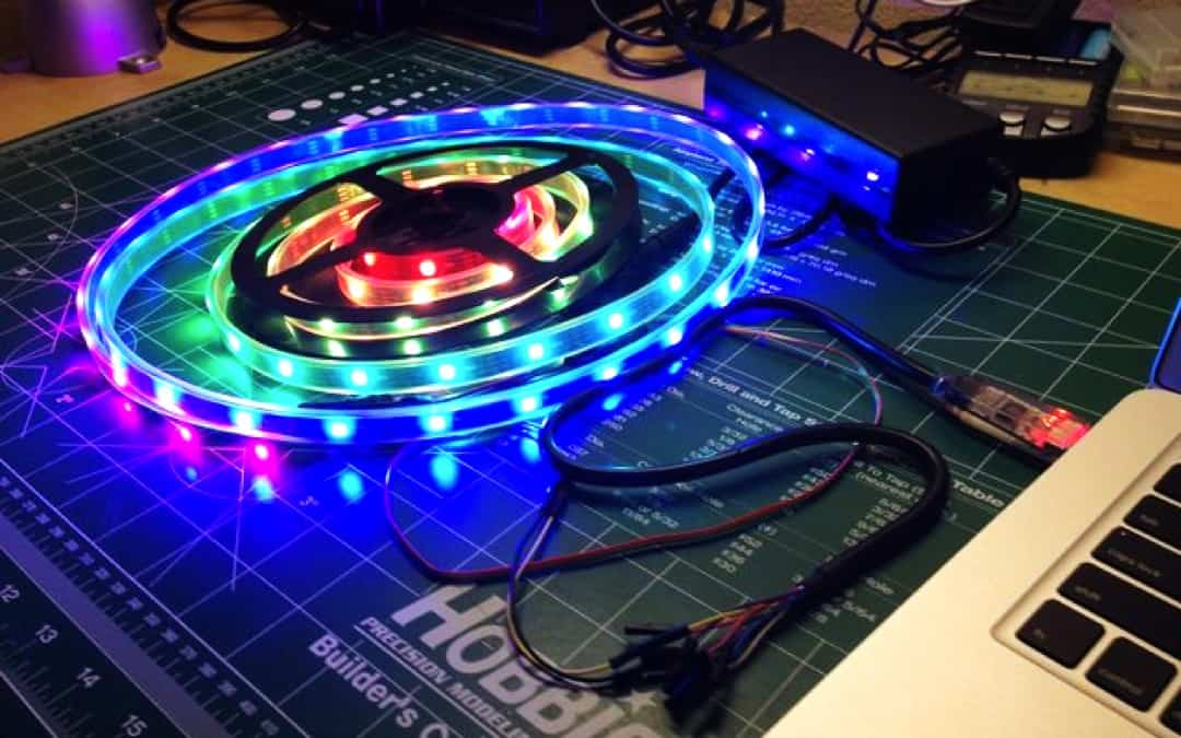 7 NeoPixel Projects That are Ridiculously Cool