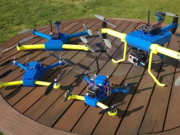 Drone Project Engineering Activity for Middle School and High School students