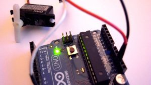 How to convert potentiometer readings to control a servo motor with Arduino