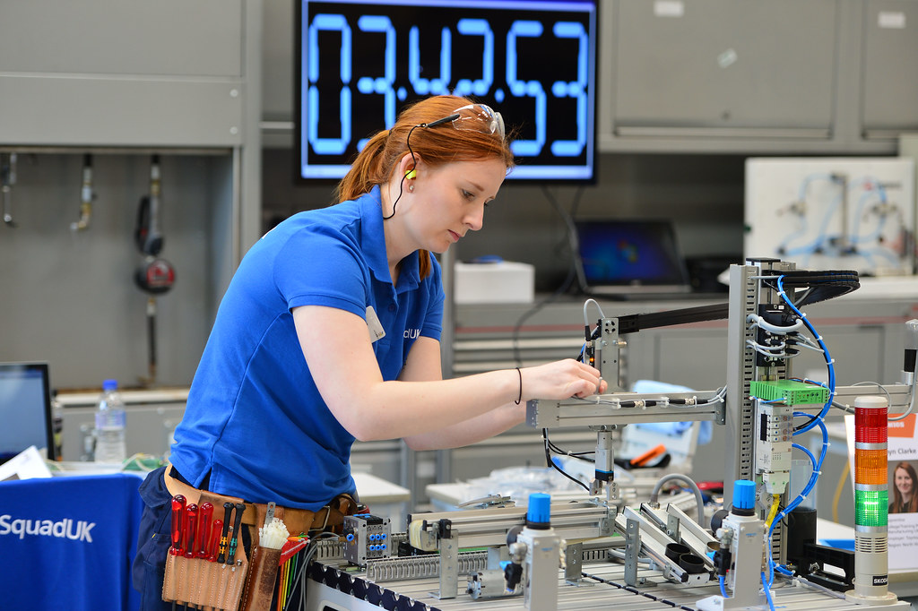 Automation and Manufacturing courses on Coursera Plus