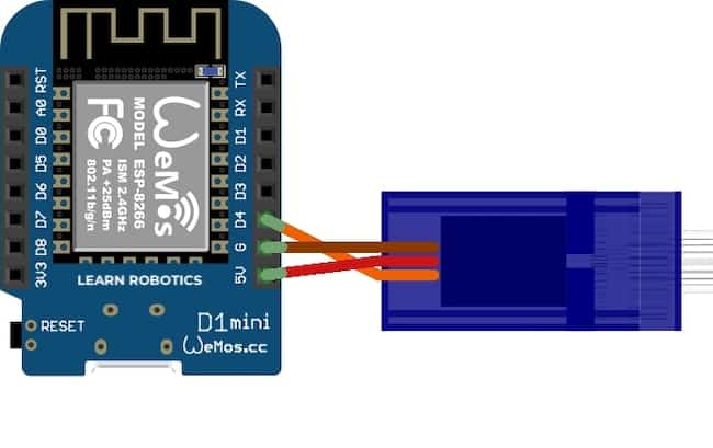 Control any light switch with a servo and Arduino Smart Switch