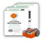 Meet Edison Digital Guide Start with Meet Edison and code in Scratch printable