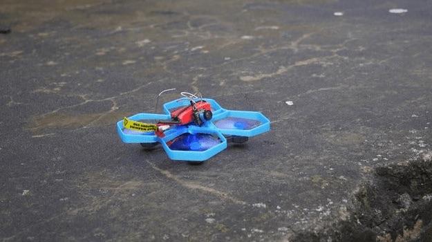 3D printed drone Thingiverse TinyTina