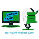 Virtual Robotics Online Camp for kids affordable United States remote
