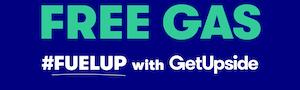 GetUpside Free Gas Banner