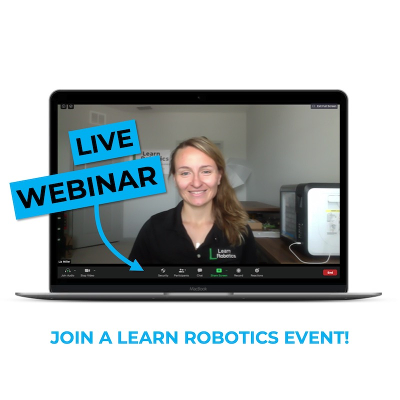 Learn how to teach robotics remotely with Learn Robotics