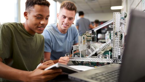 Teach Yourself Robotics with the Learn Robotics Guide