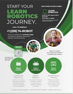 Learn Robotics Summer Programs Fort Myers, FL
